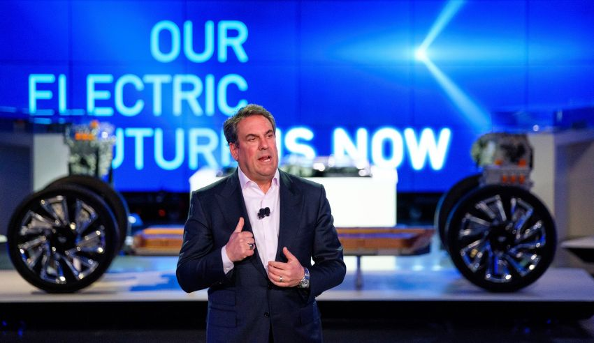 GM announces new Ultium batteries and EV platform Image #1091984