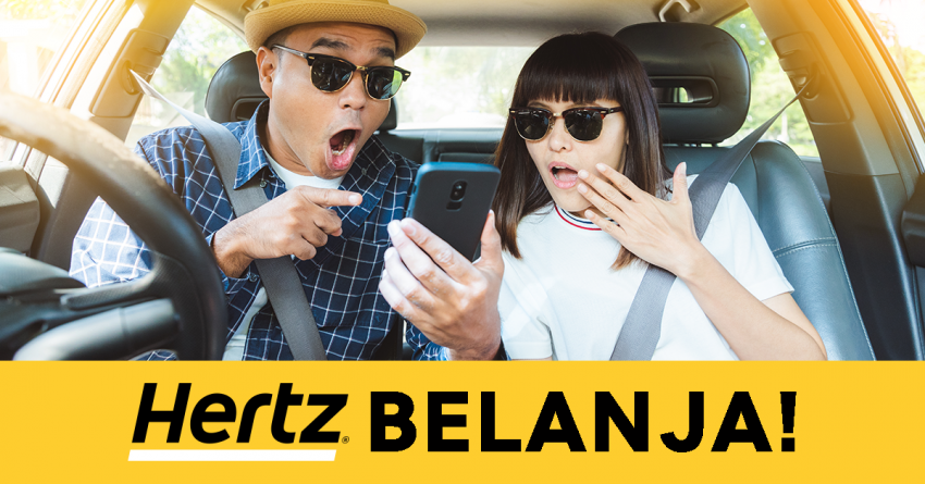 AD: Hertz Malaysia car rentals now with a 50% discount promo – drive one from just RM90/day! Image #1095469