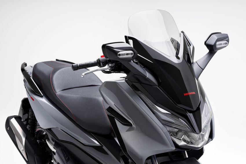 Honda Forza 300 versi 2020 diperkenalkan di Eropah Image #1098192
