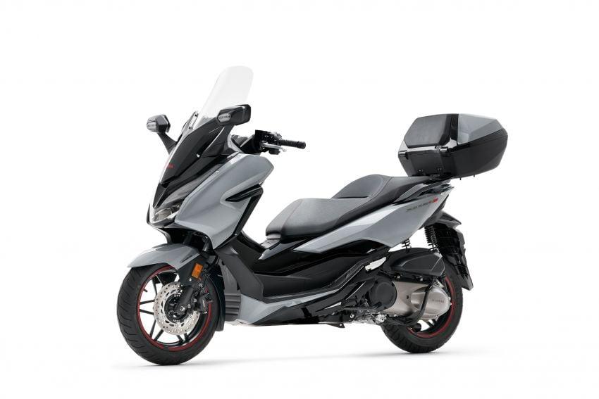 Honda Forza 300 versi 2020 diperkenalkan di Eropah Image #1098198