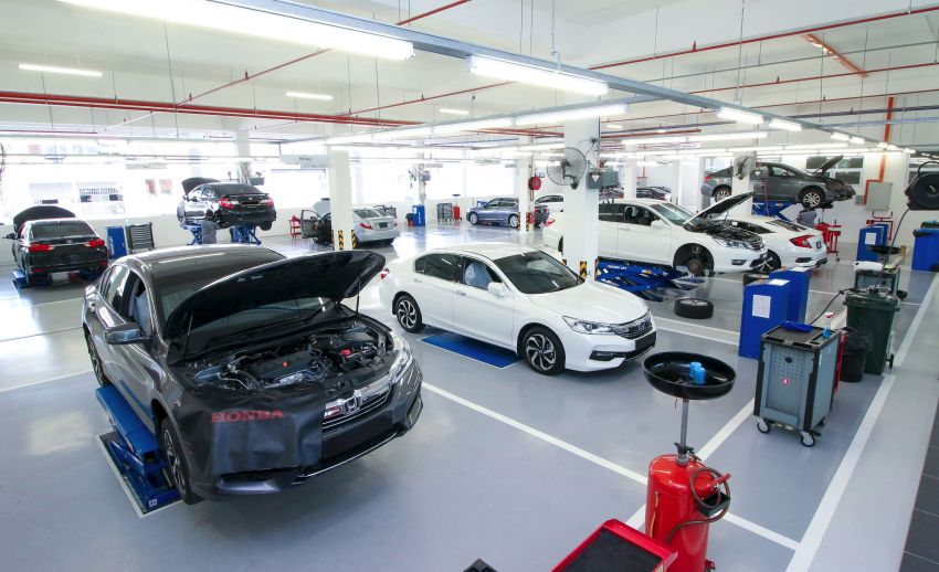 Honda Malaysia says no impact on warranty if routine maintenance service is not performed during MCO Image #1099977