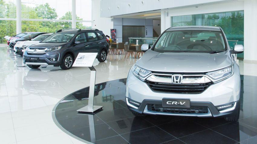 Honda Malaysia factory, dealerships closed till Mar 31 Image #1096301