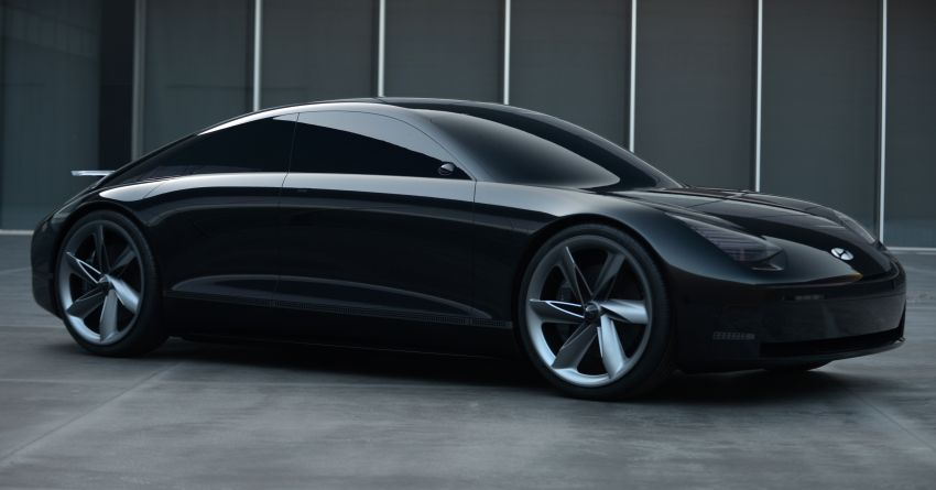 Hyundai Prophecy – smooth electric concept unveiled Image #1090940