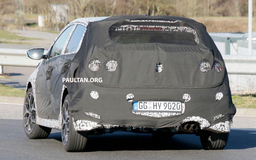 SPYSHOTS: Hyundai i20 N hot hatch heads to the Ring Image #1099208
