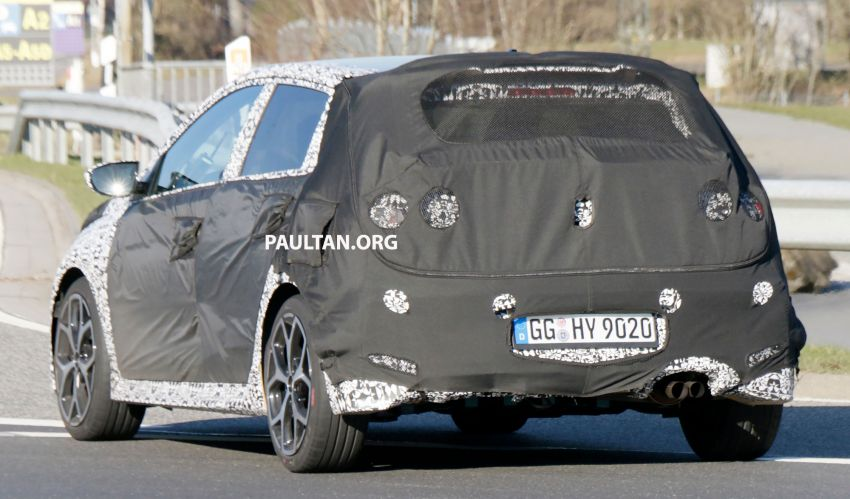 SPYSHOTS: Hyundai i20 N hot hatch heads to the Ring Image #1099210