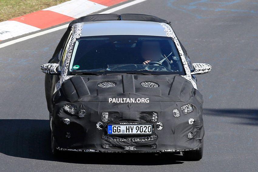 SPYSHOTS: Hyundai i20 N hot hatch heads to the Ring Image #1099429