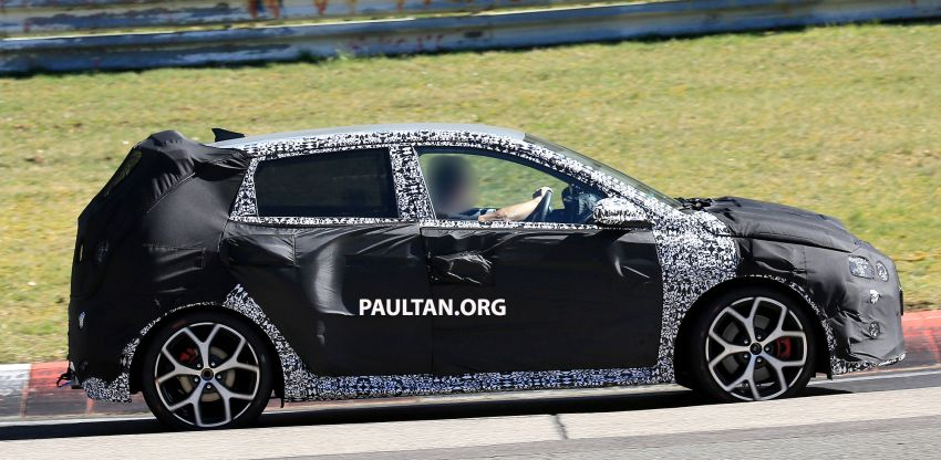 SPYSHOTS: Hyundai i20 N hot hatch heads to the Ring Image #1099434