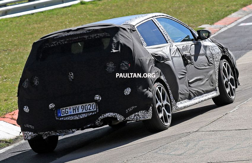 SPYSHOTS: Hyundai i20 N hot hatch heads to the Ring Image #1099437