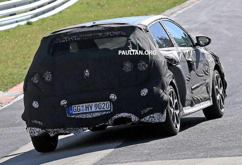 SPYSHOTS: Hyundai i20 N hot hatch heads to the Ring Image #1099438