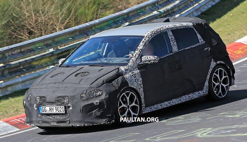 SPYSHOTS: Hyundai i20 N hot hatch heads to the Ring Image #1099441