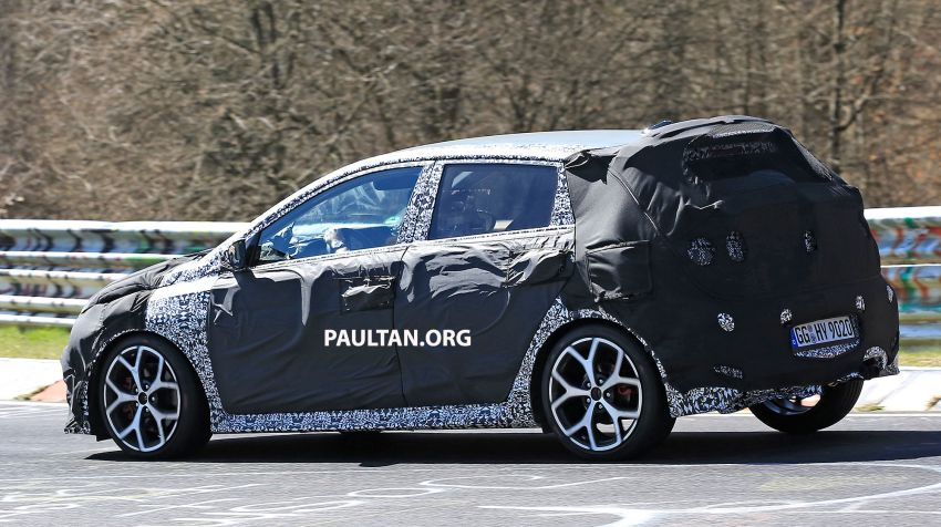 SPYSHOTS: Hyundai i20 N hot hatch heads to the Ring Image #1099444
