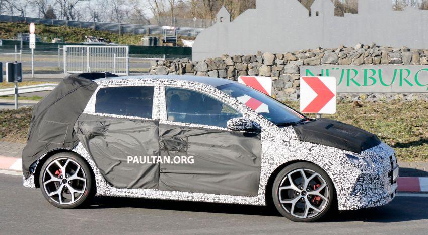 SPYSHOTS: Hyundai i20 N hot hatch heads to the Ring Image #1099202