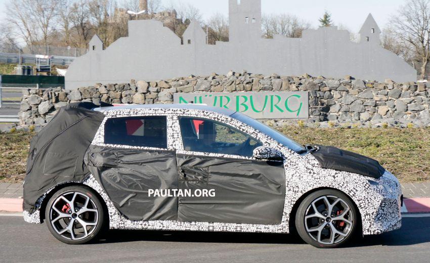 SPYSHOTS: Hyundai i20 N hot hatch heads to the Ring Image #1099203