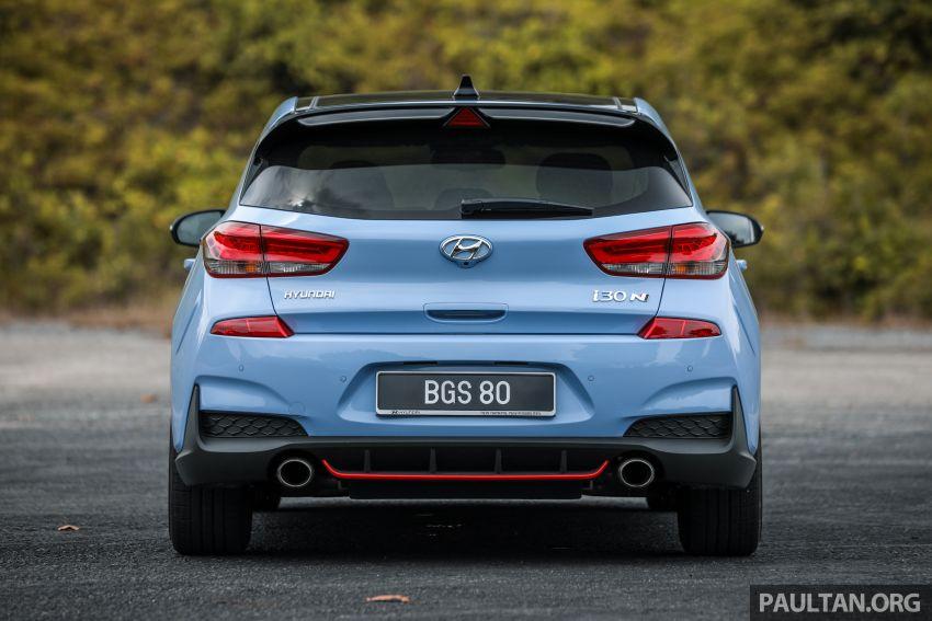PANDU UJI: Hyundai i30 N – Albert Biermann tak tipu! Image #1093905