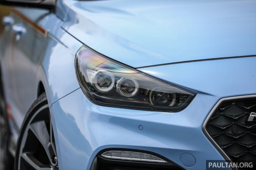 PANDU UJI: Hyundai i30 N – Albert Biermann tak tipu! Image #1093909