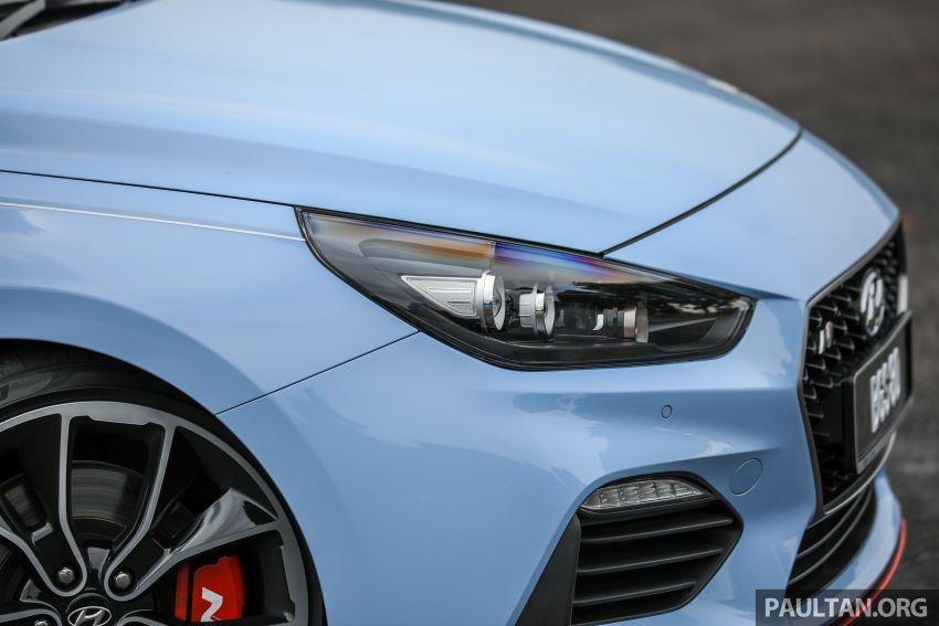 PANDU UJI: Hyundai i30 N – Albert Biermann tak tipu! Image #1093910