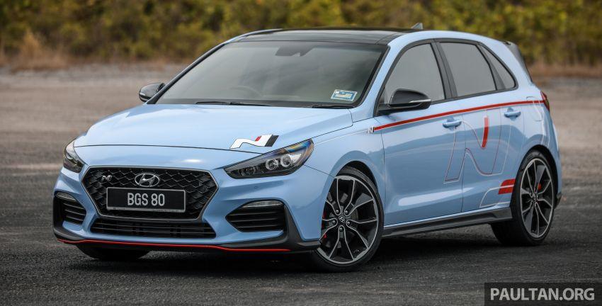 PANDU UJI: Hyundai i30 N – Albert Biermann tak tipu! Image #1093894