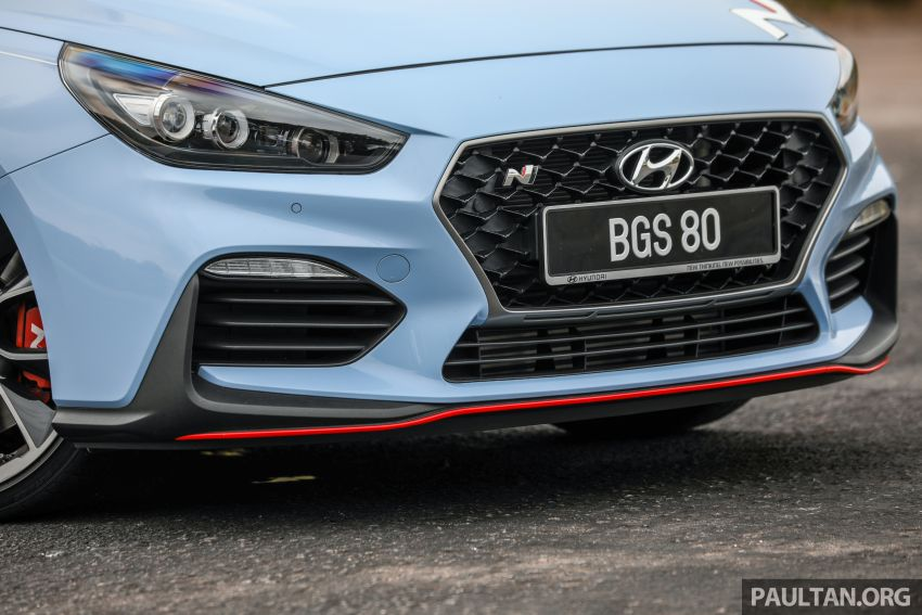 PANDU UJI: Hyundai i30 N – Albert Biermann tak tipu! Image #1093913