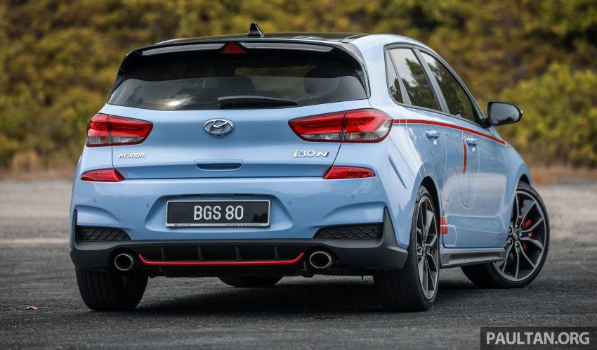 PANDU UJI: Hyundai i30 N – Albert Biermann tak tipu! Image #1093901