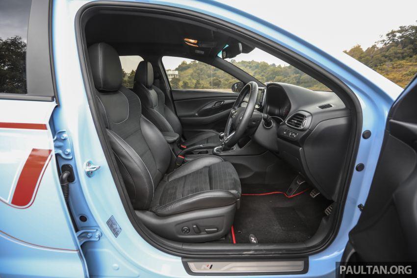 PANDU UJI: Hyundai i30 N – Albert Biermann tak tipu! Image #1094018