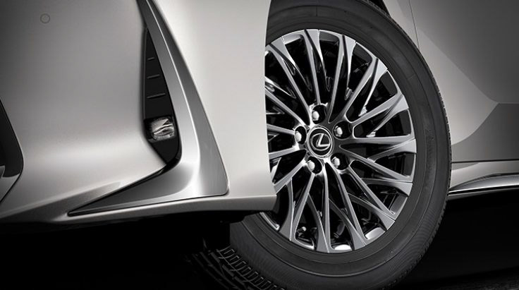 Lexus LM launched in Thailand – LM 300h offered with four or seven seats; priced between RM739k-RM873k Image #1094419