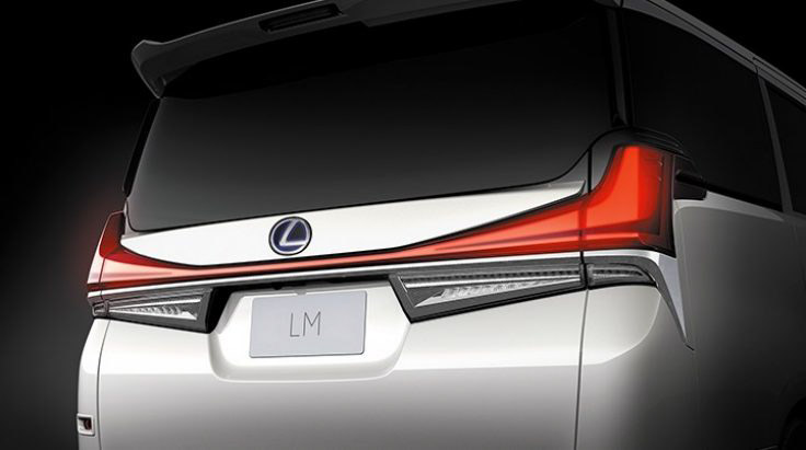 Lexus LM launched in Thailand – LM 300h offered with four or seven seats; priced between RM739k-RM873k Image #1094420