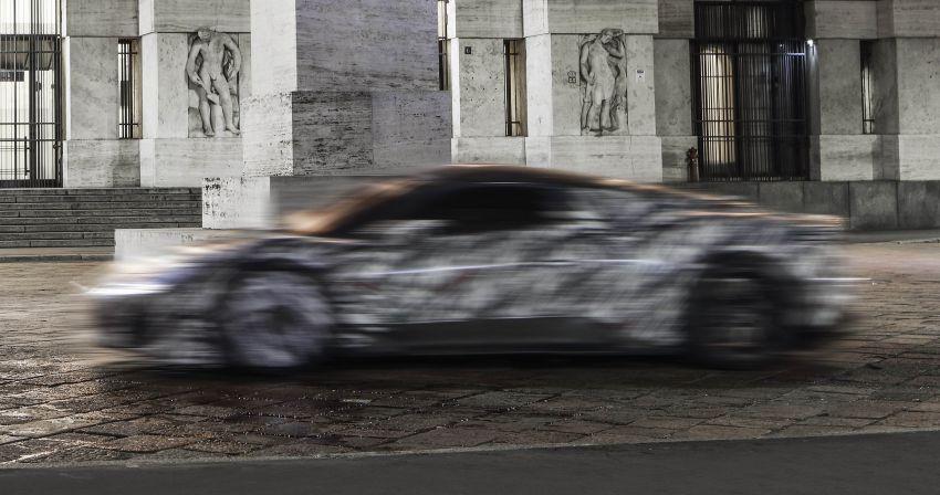 Maserati MC20: more prototype images as reveal nears Image #1092444