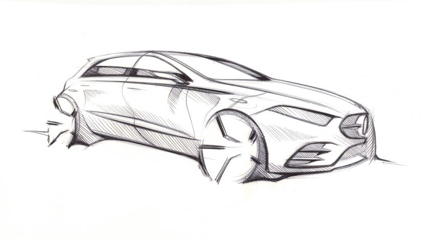 Mercedes-Benz, Audi colouring images to pass time Image #1099662