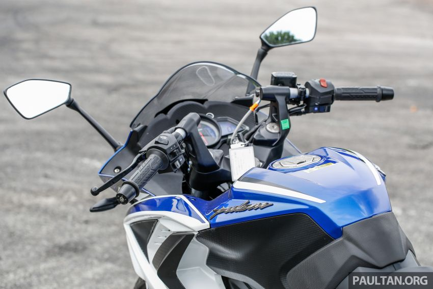 Modenas Dominar D400 and RS200 price reduced, now RM13,788 and RM9,990, respectively Image #1093376