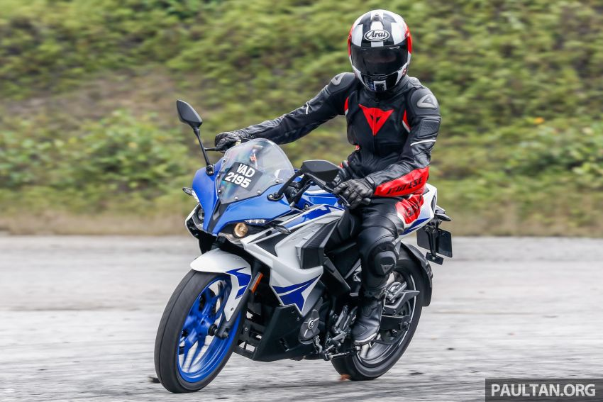 Modenas Dominar D400 and RS200 price reduced, now RM13,788 and RM9,990, respectively Image #1093381