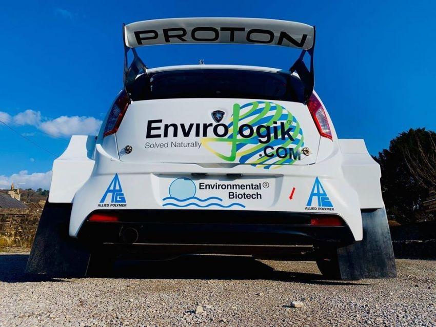 4 Proton Iriz R5 akan berentap di West Cork Rally untuk pusingan kedua BRC 2020 hujung minggu ini Image #1094986