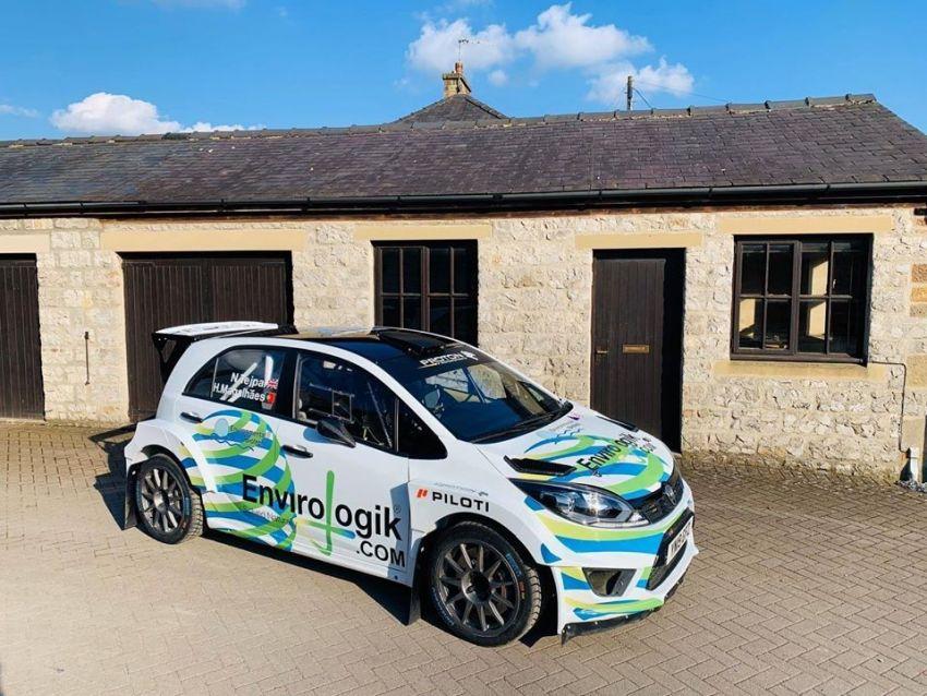 4 Proton Iriz R5 akan berentap di West Cork Rally untuk pusingan kedua BRC 2020 hujung minggu ini Image #1094987