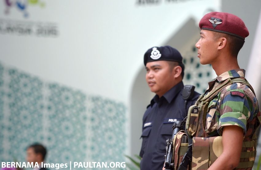 Army to assist police in enforcing MCO from March 22 Image #1097790