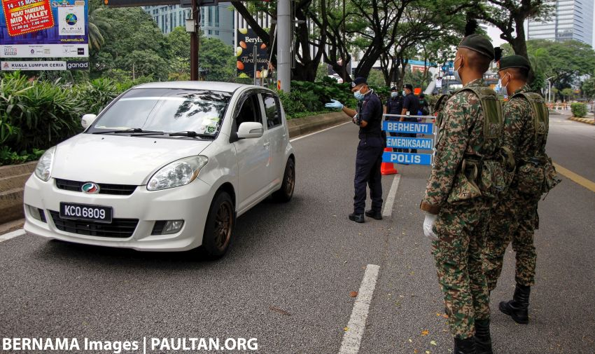 Army now deployed to assist police at roadblocks – also to be assigned to patrol supermarkets, markets Image #1098070