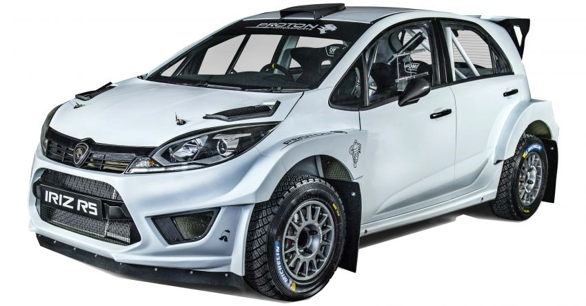 Proton Iriz R5 livery competition – stay home, colour! Image #1099791