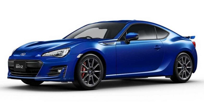Subaru BRZ Final Edition gets launched in Germany Image #1096026