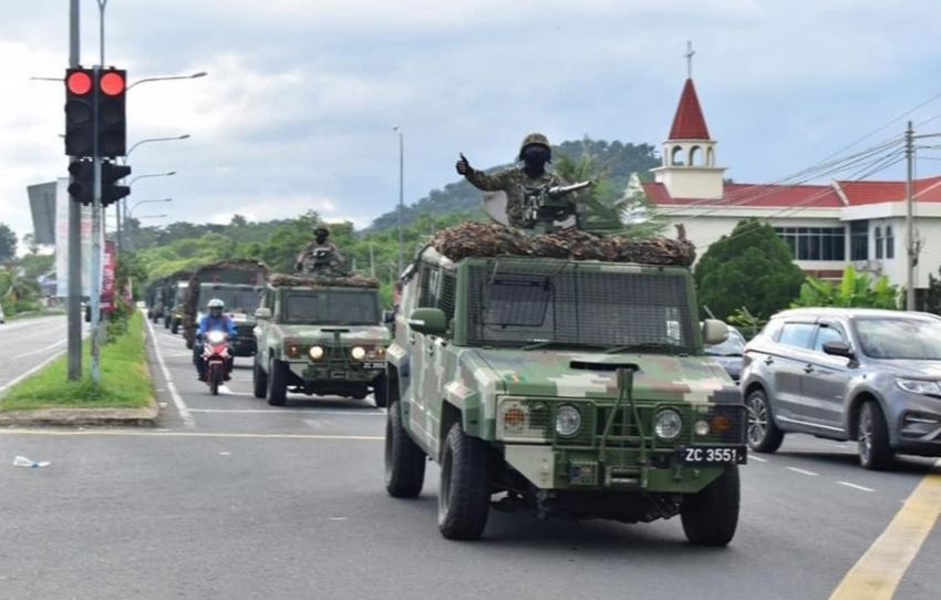 Army to assist police in enforcing MCO from March 22 Image #1097798