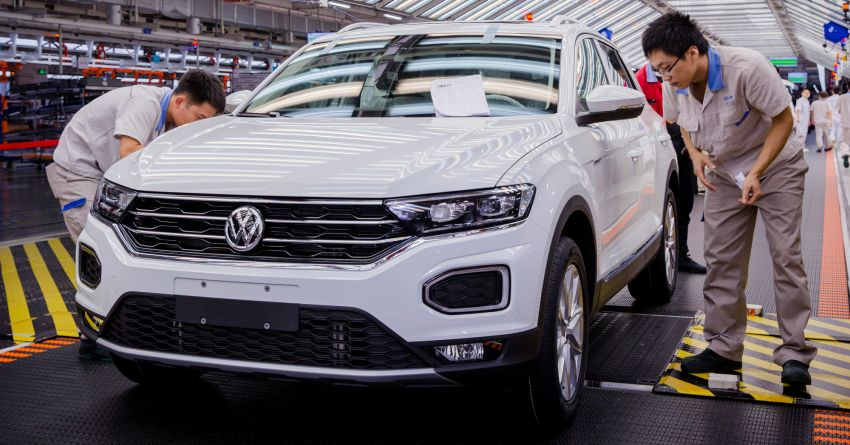 VW plans short-time work for 80k German employees Image #1099274