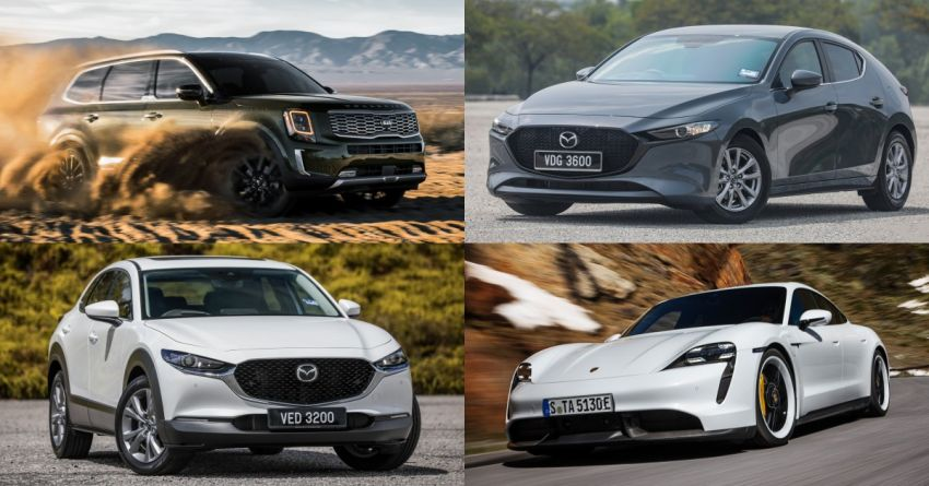 2020 World Car Awards – top three finalists announced Image #1092153