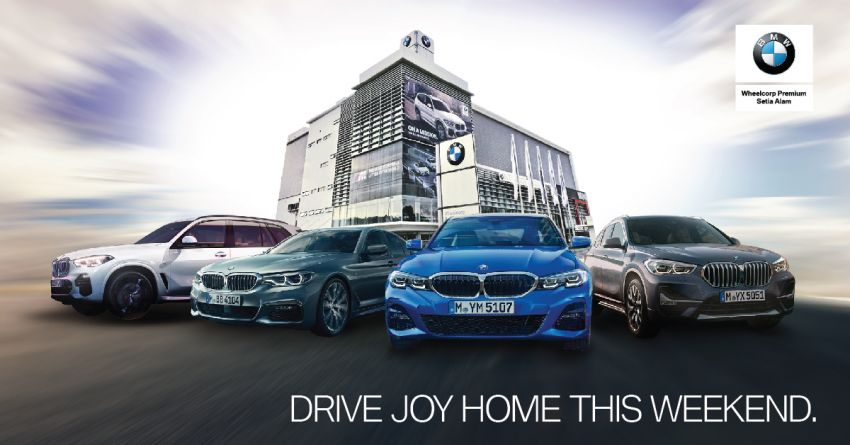 AD: Drive Joy Home with Wheelcorp Premium Setia Alam, March 7&8 – get one year's worth of petrol, free! Image #1091295