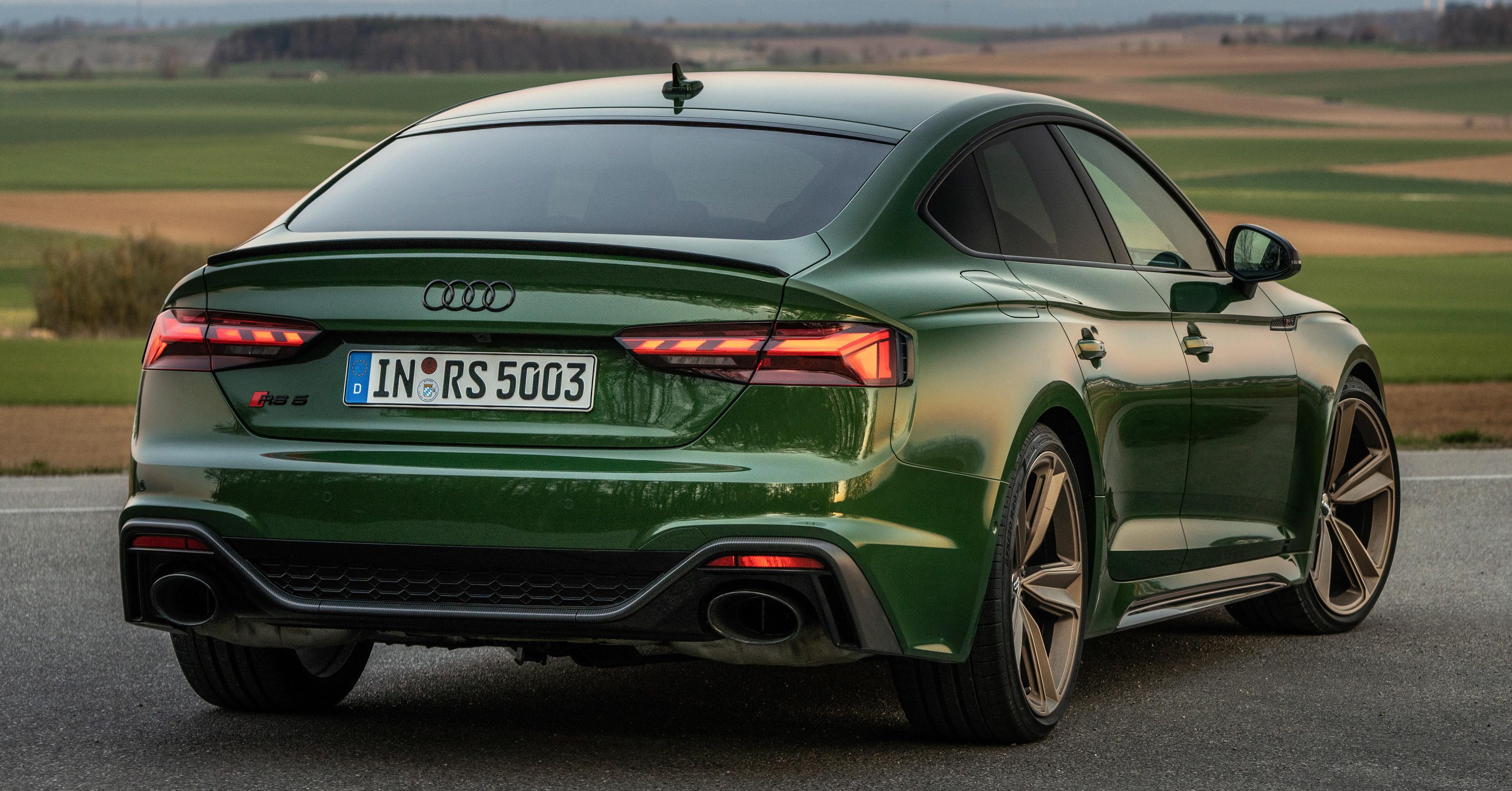 MEGA GALLERY: 2020 Audi RS5 Coupé & Sportback Paul Tan ...
