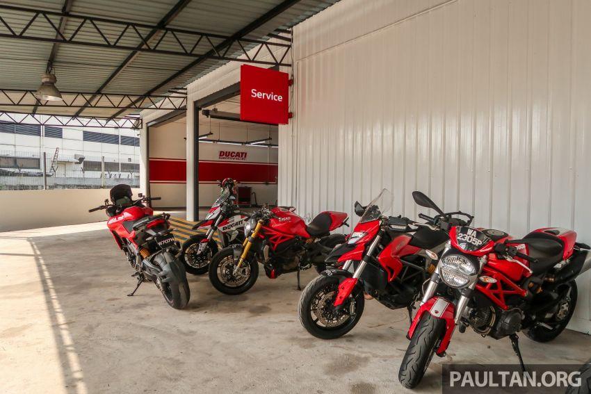 Ducati Petaling Jaya showroom hit by flood waters Image #1108087