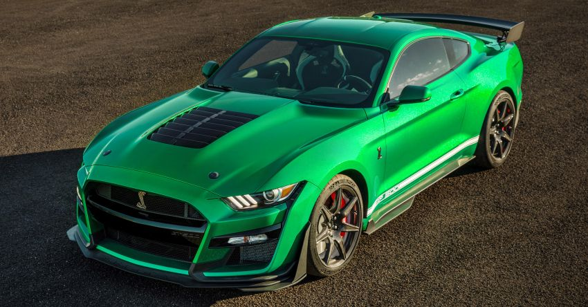 Ford Mustang – top-selling sports car for the fifth year Image #1109209