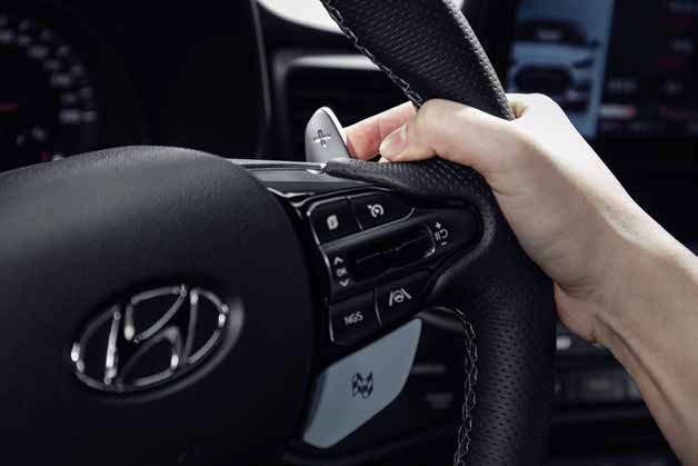 2020 Hyundai Veloster N receives new 8-speed DCT Image #1109480