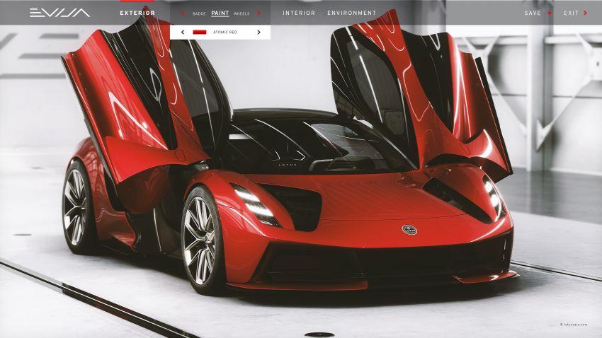 Lotus Evija – first hypercar buying experience detailed Image #1107557