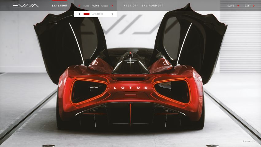 Lotus Evija – first hypercar buying experience detailed Image #1107556