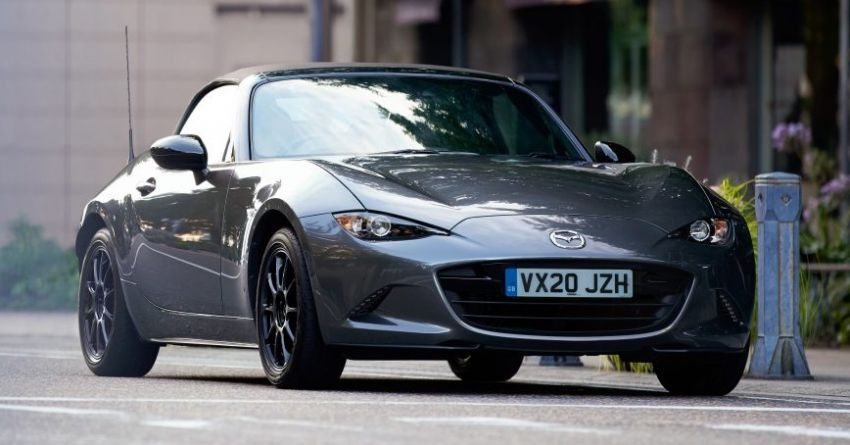 Mazda MX-5 R-Sport launched in the UK – 150 units Image #1112117