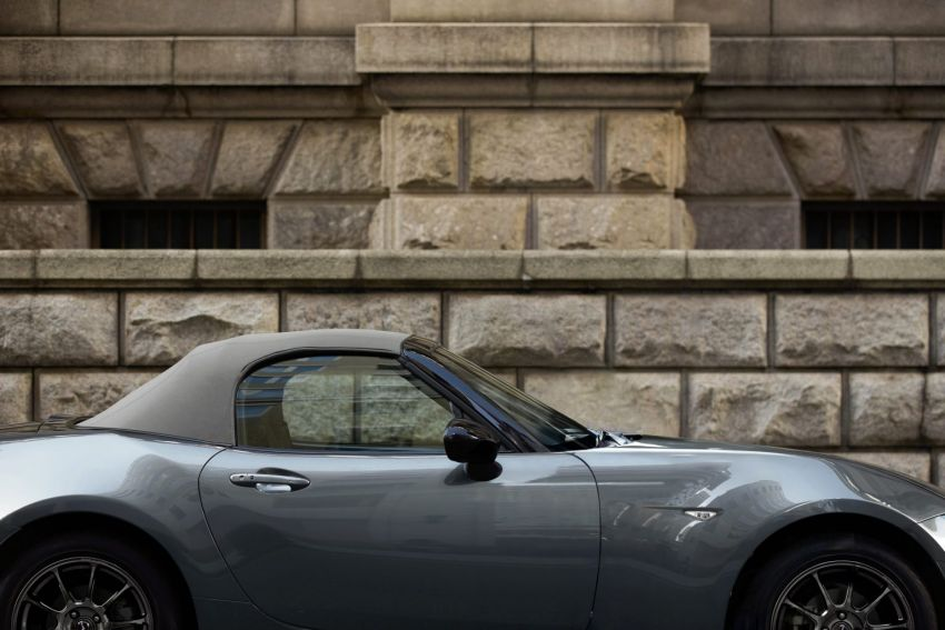 Mazda MX-5 R-Sport launched in the UK – 150 units Image #1112118