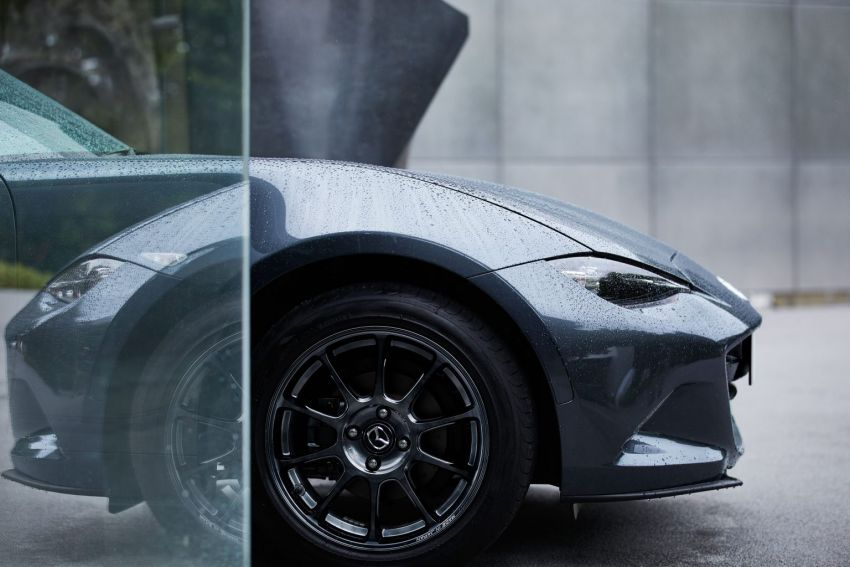 Mazda MX-5 R-Sport launched in the UK – 150 units Image #1112119