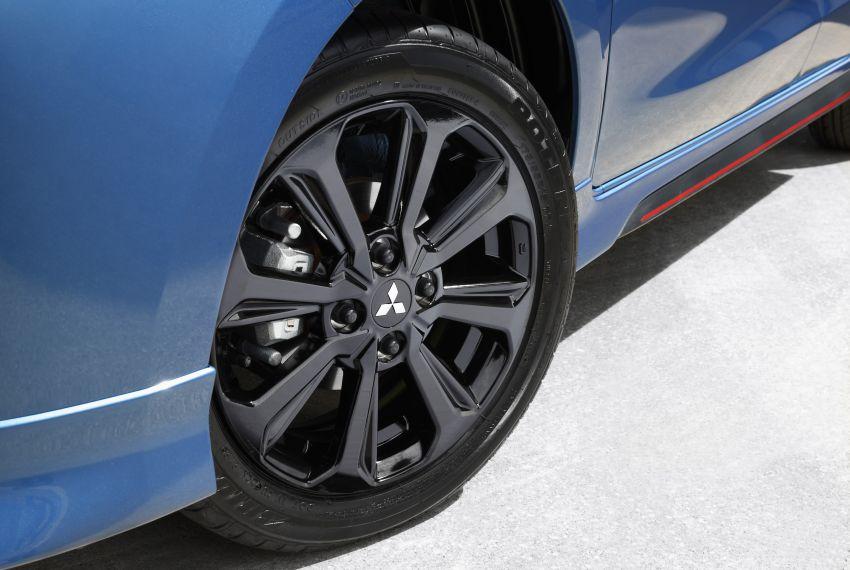 Mitsubishi Mirage facelift 2020 kini di Australia – harga bermula RM44k, standard dengan AEB & 6-beg udara Image #1102068